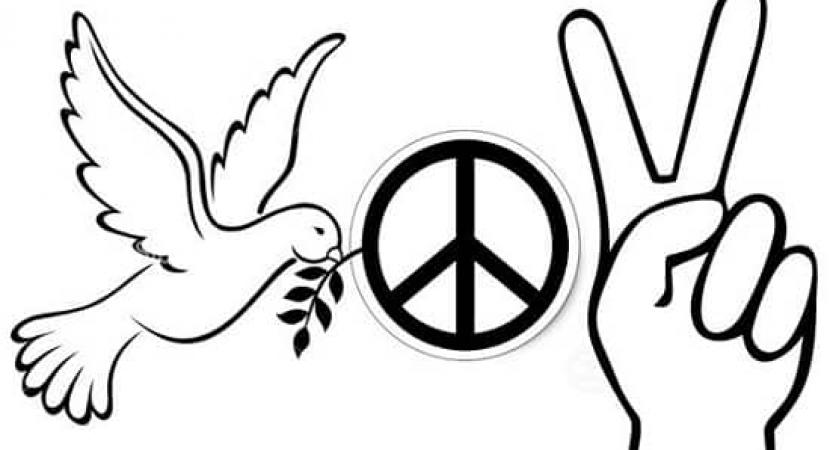 Símbolos de la paz