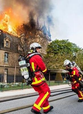 Bomberos en España