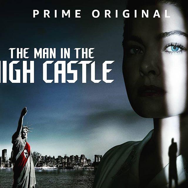 The Man In The High Castle: Amor moderno: Mejores Series para ver en Amazon Prime Video