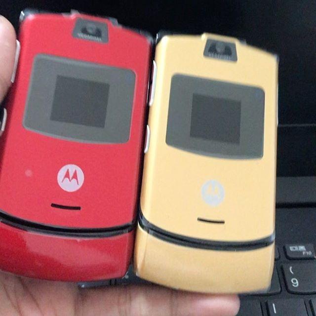 Mejores móviles de la historia: Motorola v3 (2004)