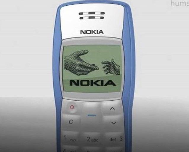 Nokia 1100 (2003)