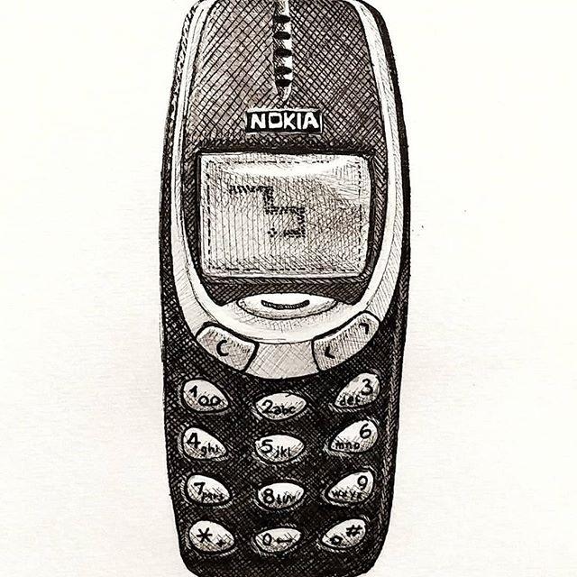 el clasico nokia 3310
