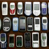 historia de los celulares