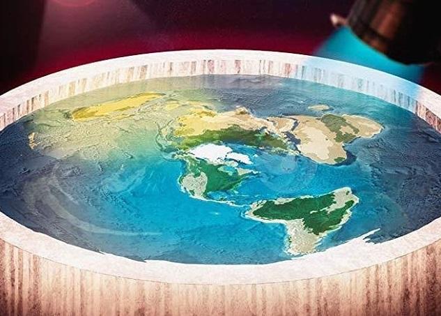 la verdad si la tierra es plana