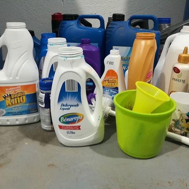 reciclar el plástico de casa