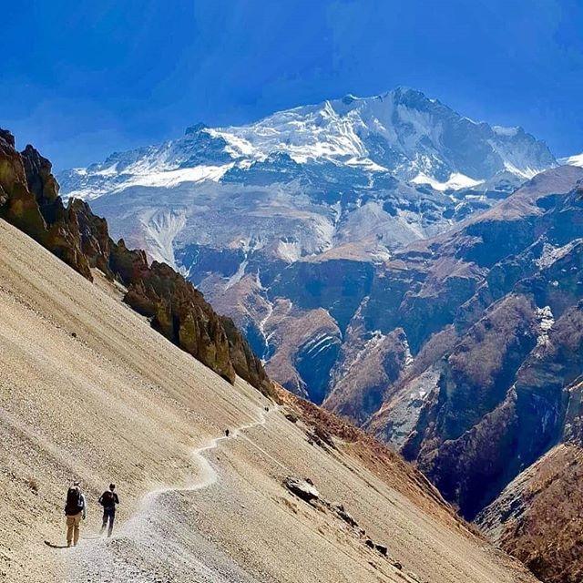 Camino al Himalaya