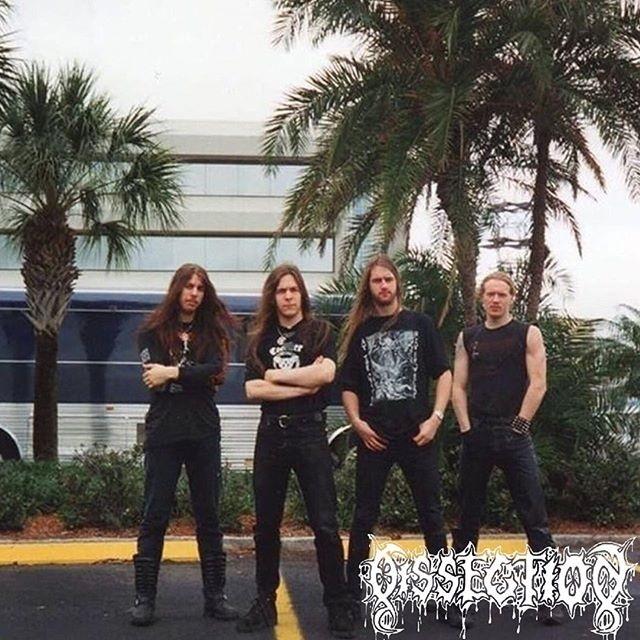 Dissection bandas de rock satánicas
