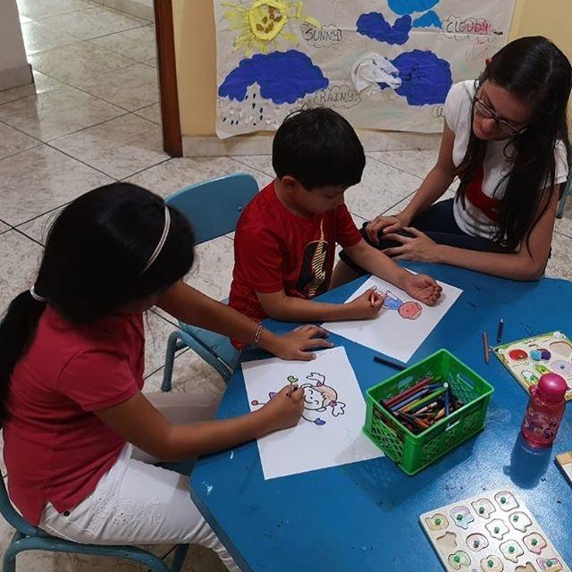 sistema educativo para niños