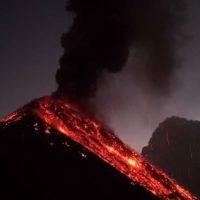 datos curiosos de los volcanes