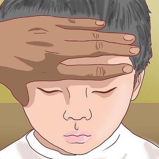 quitar el mal de ojo en niños