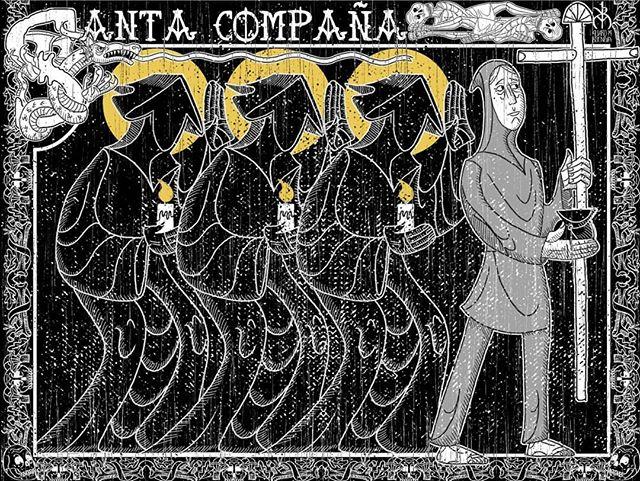 Santa Compaña