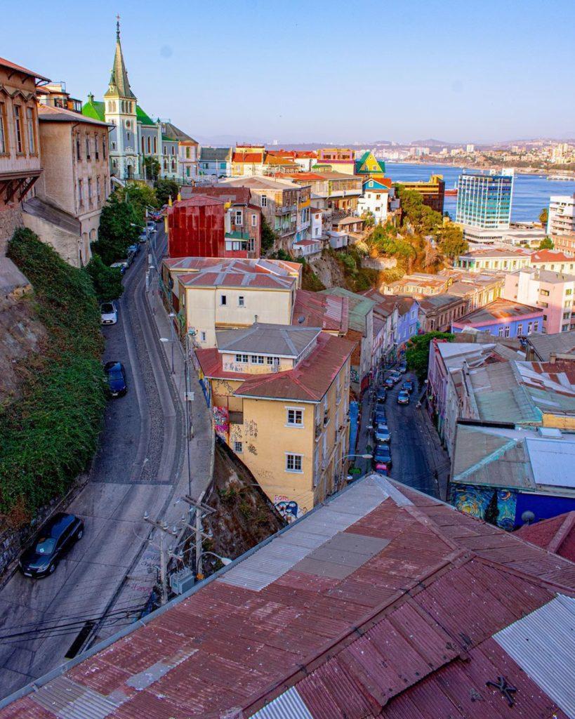5 ciudades con calles muy coloridas