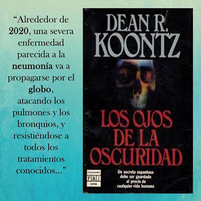 Coronavirus y la novela de Dean Koontz