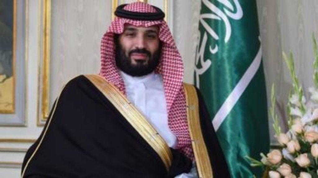 Principe heredero de Arabia Saudita