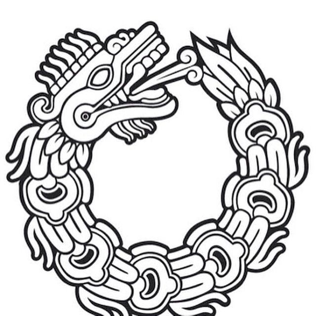 La cosmogonía azteca