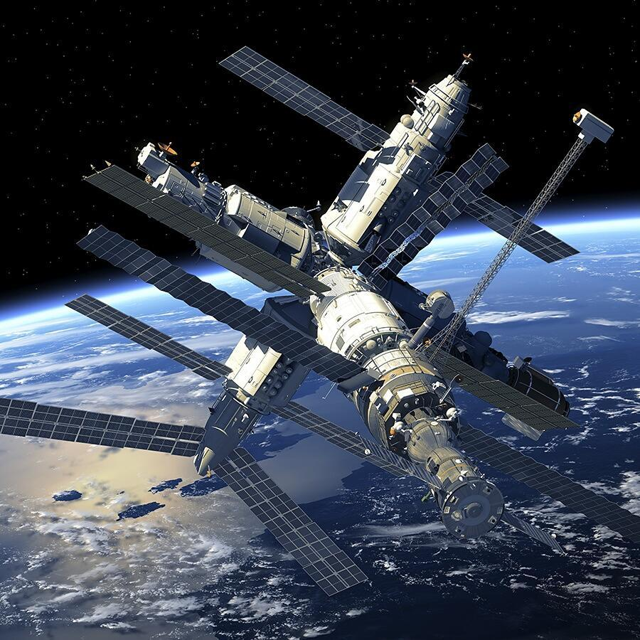 ISS 7 Maravillas del Mundo 2020