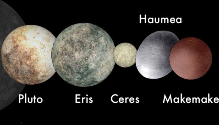 Tipos de planetas