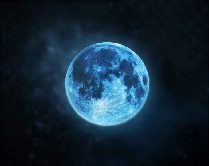 ¿Qué es la luna azul?